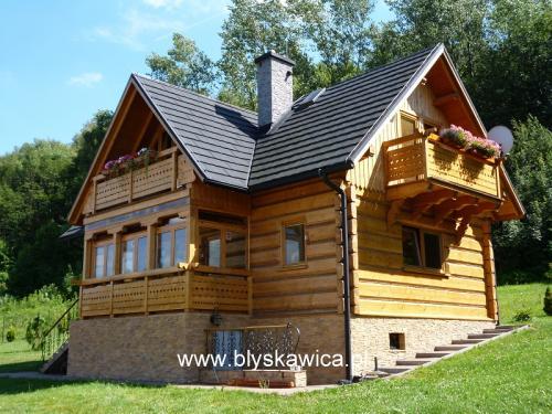 04 ochrona odgromowa na  domu drewnianym