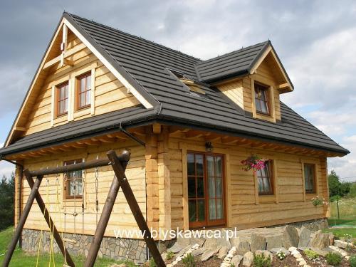 06 zabezpieczenie odgromowe domu z drewna